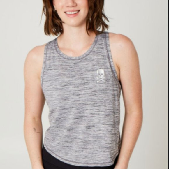 Lululemon Soulcyle Faster Than Light Muscle Tank